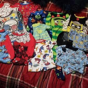 Other - 3t pajama lot<limited time>donating soon